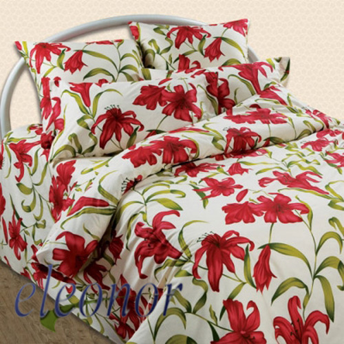 Blanket percale printed - fleece