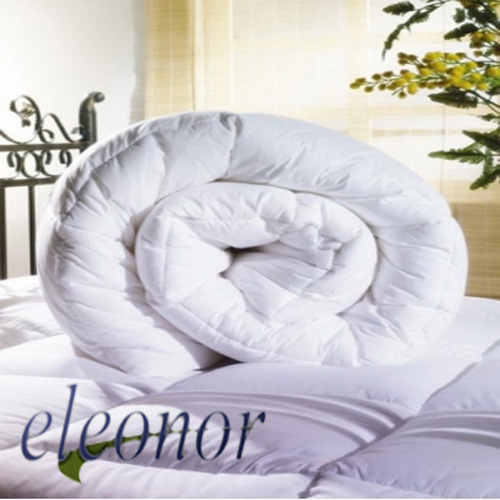Blanket satin Plain - bamboo
